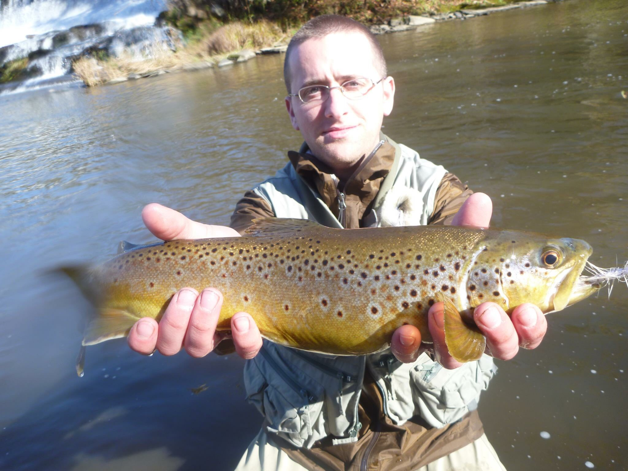 Vermont fly fishing guides for Vermont trout fishing