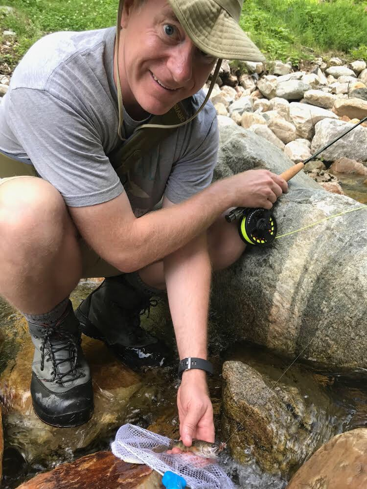 River Report July 30th 2018 – Stream and Brook Fly Fishing