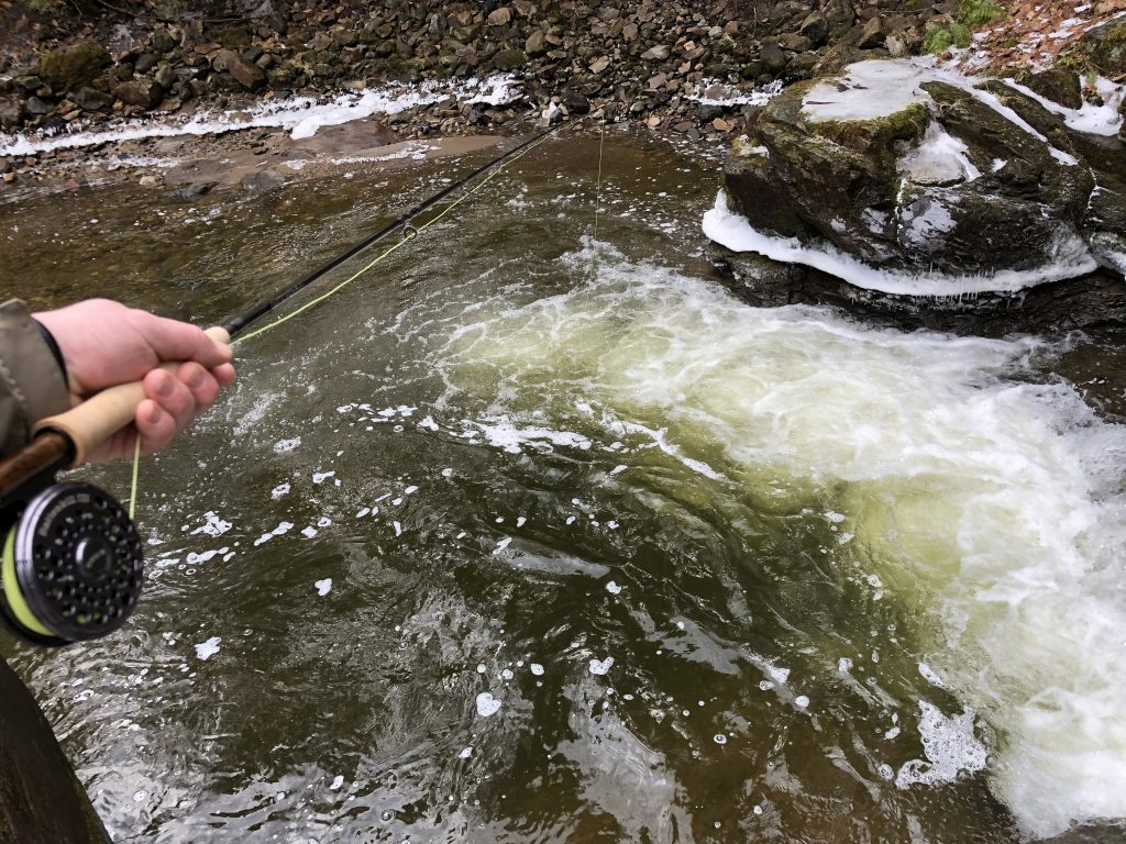 River Report 1 16 20 Stream And Brook Fly Fishing Vermont Guides Since 1998